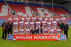 080128 Wigan Warriors Photo-Call