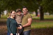 Off Duty Marine Family David and Sarah