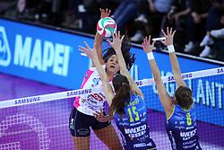 04-03-2017 ITA: Semifinal Coppa Italia Imoco Volley Conegliano - Igor Gorgonzola Novara, Firenze<br /> Celeste Plak #4<br /> <br /> ***NETHERLANDS ONLY***