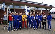 Finland v Sweden 18.8.1982