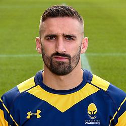 Carl Kirwan of Worcester Warriors - Mandatory by-line: Robbie Stephenson/JMP - 25/08/2017 - RUGBY - Sixways Stadium - Worcester, England - Worcester Warriors Headshots