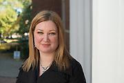 Graduate Student, English Departmenr, Erica Lange