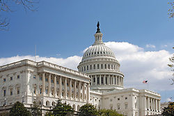 United States Capitol on Capitol HIll
