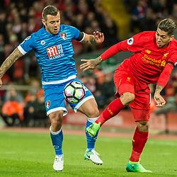 Liverpool v Bournemouth | Premier League | 5 April 2017