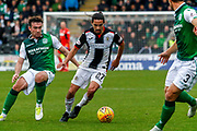 Ryan Edwards of St Mirren during the Ladbrokes Scottish Premiership match between St Mirren and Hibernian at the Simple Digital Arena, Paisley, Scotland on 29th September 2018.