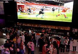 The RSG Summer Party in the Sports Bar and Grill at Ashton Gate - Mandatory by-line: Robbie Stephenson/JMP - 19/05/2016 - RUGBY - Ashton Gate - Bristol, England - RSG Summer Party