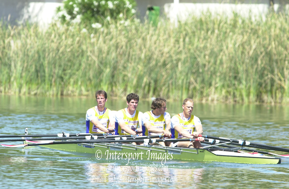 20010515 FISA World Cup, Seville, SPAIN