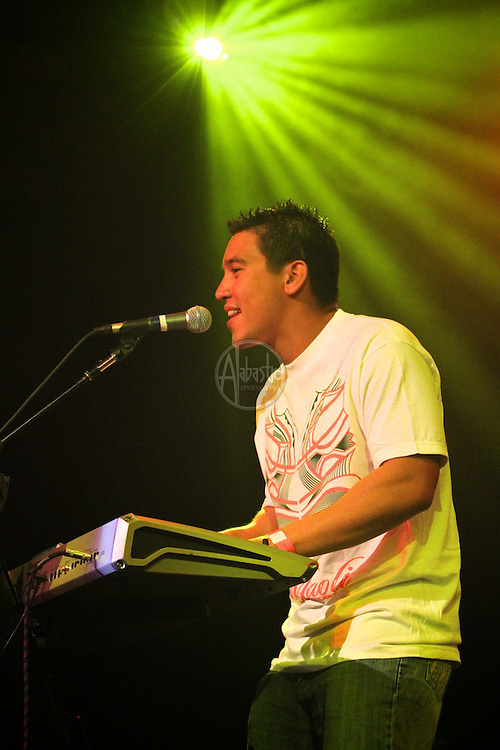 Maoli performing at FallFest '11 at Snoqualmie Casino on October 29, 2011