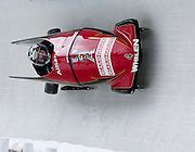 Bobsled World Championships at the Olympic Sports Complex in Lake Placid, N.Y., Thursday, Feb. 19, 2009. (Photo/Todd Bissonette-www.rtbphoto.com)