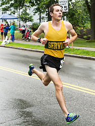 Yarmouth Clam Festival Classic 5-Mile and Kids road race: Silas Talbot, men's winner 25:44