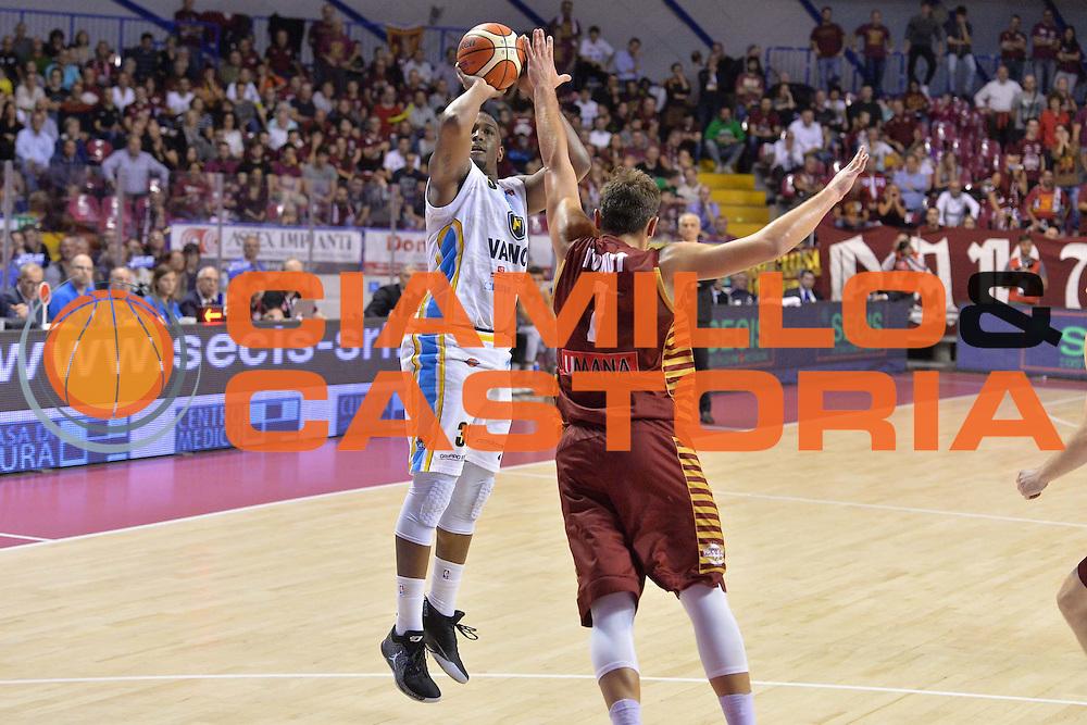 Elston Turner<br /> Umana Reyer Venezia - Vanoli Cremona<br /> Lega Basket Serie A 2016/2017<br /> Venezia 30/10/2016<br /> Foto Ciamillo-Castoria