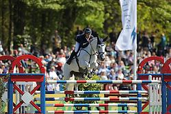 Allen Bertram, (IRL), Molly Malone V<br /> Mercedes-Benz Championat of Hamburg<br /> Hamburg - Hamburger Derby 2016<br /> © Hippo Foto - Stefan Lafrentz