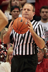 07 December 2013:  Gerry Pollard during an NCAA mens basketball game. The Illinois State Redbirds beat the 25th ranked Dayton Flyers 81-75 in Redbird Arena, Normal IL