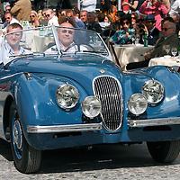 1950 Jaguar XK 120, Concorso d'Eleganza Villa d'Este Italy 2010