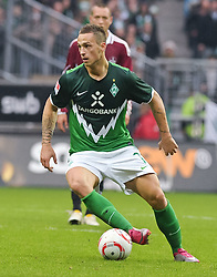 30.10.2010, Weserstadion, Bremen, GER, 1. FBL, Werder Bremen vs 1. FC Nürnberg / Nuernberg, im Bild Marko Arnautovic (Bremen #7)   EXPA Pictures © 2010, PhotoCredit: EXPA/ nph/  Frisch+++++ ATTENTION - OUT OF GER +++++