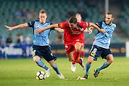 Sydney FC v Adelaide United - 08 Apr 2018