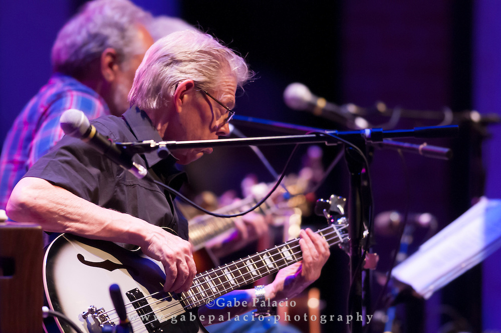 Hot Tuna Acoustic performing at the American Roots Music Festival at Caramoor in Katonah New York..photo by Gabe Palacio