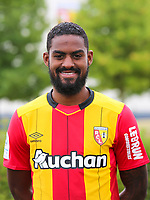 Dankler during photoshooting of RC Lens for new season 2017/2018 on October 5, 2017 in Lens, France<br /> Photo by RC Lens / Icon Sport
