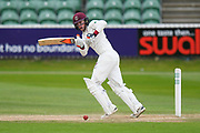 Tom Abell of Somerset batting during the Specsavers County Champ Div 1 match between Somerset County Cricket Club and Warwickshire County Cricket Club at the Cooper Associates County Ground, Taunton, United Kingdom on 22 May 2017. Photo by Graham Hunt.