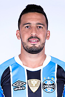 Brazilian Football League Serie A / <br /> ( Gremio Foot-Ball Porto Alegrense ) - <br /> Edilson Mendes Guimaraes