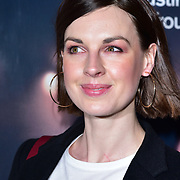 London, England, UK. 23 January 2018. Jessica Raine Arrivers at Beginning - press night at Ambassadors Theatre.