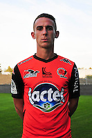 Kevin Perrot - 17.09.2014 - Photo officielle Laval - Ligue 2 2014/2015<br /> Photo : Philippe Le Brech / Icon Sport