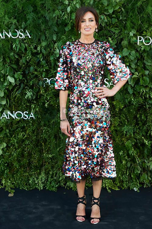 Nieves Alvarez attended the Opening of a Porcelanosa store on June 14, 2017 in Madrid