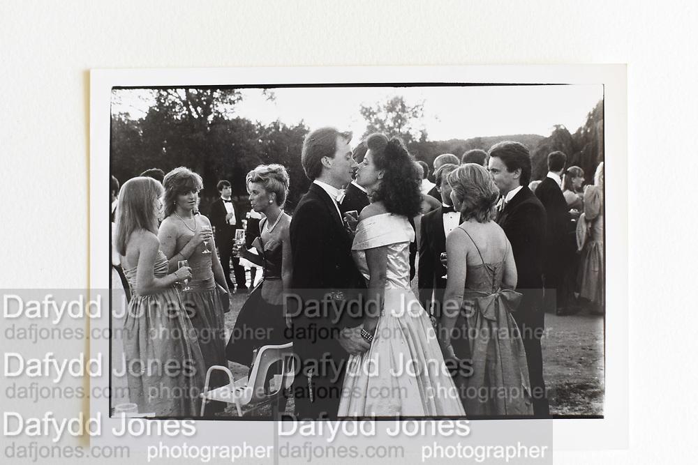 RIVERBANK BALL, Henley. 11 July 1987.