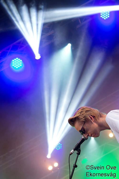 Cashmere Factory - Jugendfest 2014.<br /> Foto: Svein Ove Ekornesvåg