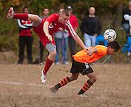 2014 North Rockland boys' soccer