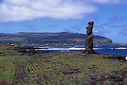Moai, Tiki, Easter Island, Chile<br />