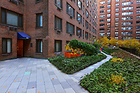 Courtyard at 420 East 64th Street