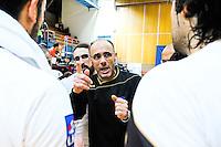 Gilles Derot - 10.12.2014 - Creteil / Istres - 13eme journee de D1<br /> Photo : Andre Ferreira / Icon Sport
