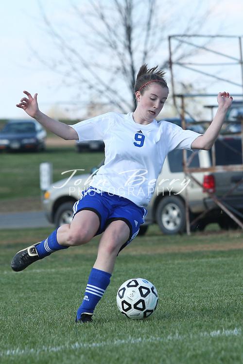 MCHS Varsity Girls Soccer .vs Rappahannock .4/9/2009
