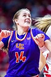 NORMAL, IL - January 05:  Abby Feit during a college women's basketball game between the ISU Redbirds and the Purple Aces of University of Evansville January 05 2020 at Redbird Arena in Normal, IL. (Photo by Alan Look)