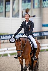 Rothenberger Sonke, GER, Cosmo 59<br /> European Championship Dressage<br /> Rotterdam 2019<br /> © Hippo Foto - Dirk Caremans