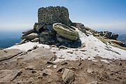 Old observatory in Sierra de Gredos (Spain)