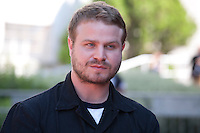 Director Brady Corbet at the gala screening for the film The Childhood of a Leader at the 72nd Venice Film Festival, Saturday September 5th 2015, Venice Lido, Italy.