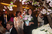 SARA CARELLO, The Cartier Chelsea Flower show dinner. Hurlingham club, London. 20 May 2013.