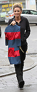 16.OCTOBER.2013. ESSEX<br /> <br /> (CODE - MAG)<br /> SAM FAIERS SPOTTED SHOPPING IN THE RAIN WEARING A MUPPET SHOW TRACKSUIT<br /> <br /> BYLINE: EDBIMAGEARCHIVE.CO.UK<br /> <br /> *THIS IMAGE IS STRICTLY FOR UK NEWSPAPERS AND MAGAZINES ONLY*<br /> *FOR WORLD WIDE SALES AND WEB USE PLEASE CONTACT EDBIMAGEARCHIVE - 0208 954 5968*