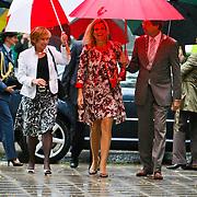 NLD/Utrecht/20100914 - Prinses Máxima opent het vernieuwde Vorstelijk Complex in de Utrechtse wijk Zuilen