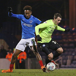 Portsmouth v Peterborough United