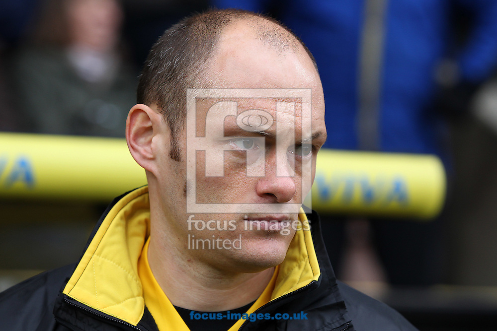 Norwich Manager Alex Neil before the Sky Bet Championship match at Carrow Road, Norwich<br /> Picture by Paul Chesterton/Focus Images Ltd +44 7904 640267<br /> 07/02/2015