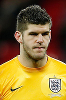 Football Fifa Brazil 2014 World Cup / <br /> England National Team - <br /> Fraser Forster of England