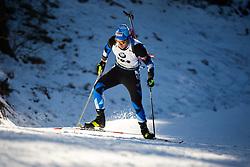 HELDNA Robert of ESTONIA during the Men 20 km Individual Competition at day 1 of IBU Biathlon World Cup 2019/20 Pokljuka, on January 23, 2020 in Rudno polje, Pokljuka, Pokljuka, Slovenia. Photo by Peter Podobnik / Sportida