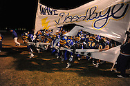Oxford High vs. West Point in Oxford, Miss. on Friday, October 28, 2011..