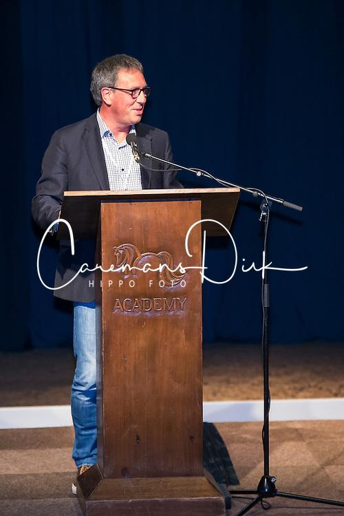 Ernes Wim (NED)<br /> Global Dressage Forum<br /> Academy Bartels - Hooge Mierden 2013<br /> &Acirc;&copy; Dirk Caremans