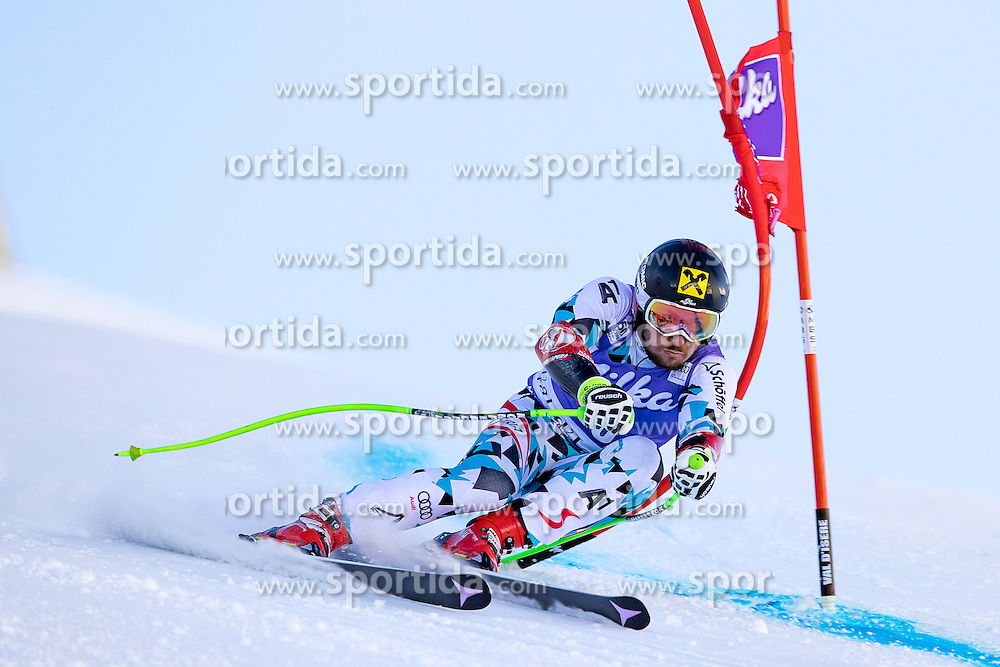 02.12.2016, Val d Isere, FRA, FIS Weltcup Ski Alpin, Val d Isere, Super G, Herren, im Bild Marcel Hirscher (AUT) // Marcel Hirscher of Austria in action during the race of men's SuperG of the Val d'Isere FIS Ski Alpine World Cup. Val d'Isere, France on 2016/02/12. EXPA Pictures © 2016, PhotoCredit: EXPA/ Johann Groder