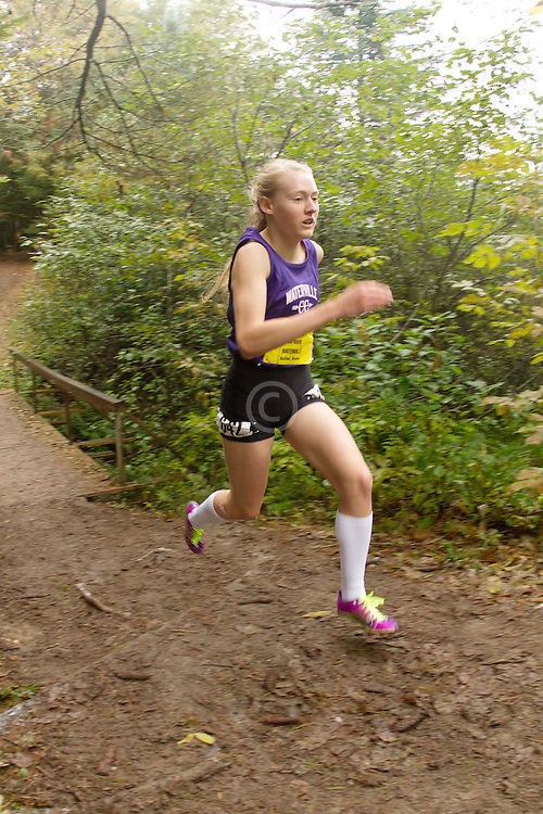 Festival of Champions High School Cross Country meet, Bethanie Brown, Waterville