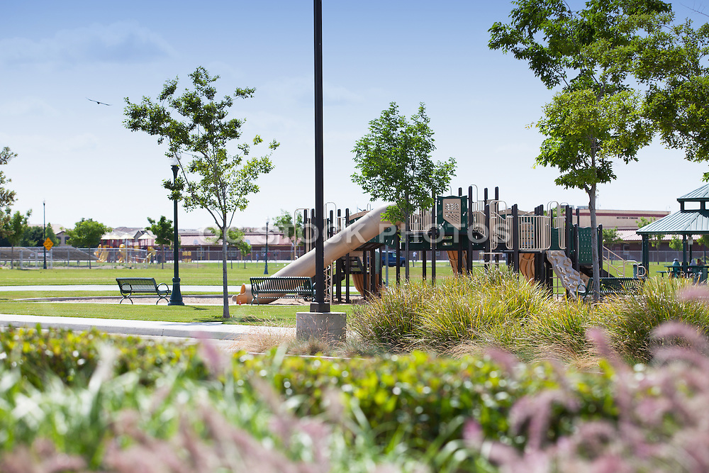 Mossdale Landing Community Park in Lathrop California
